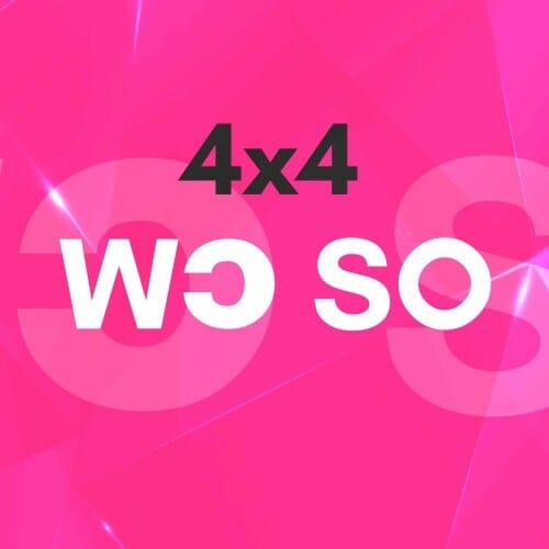 4×4 – Wo So (Prod MOG Beatz)