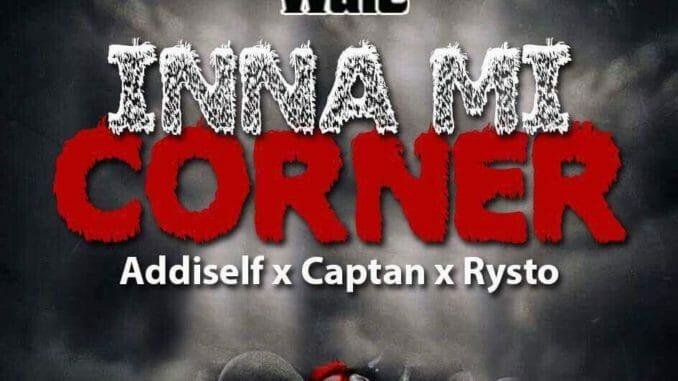Shatta Wale Ft. AddiSelf x Captan & Rysto – Inna Mi Corner