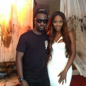 Photo of Tiwa Savage – Shoutout ft. Sarkodie & Iceberg Slim