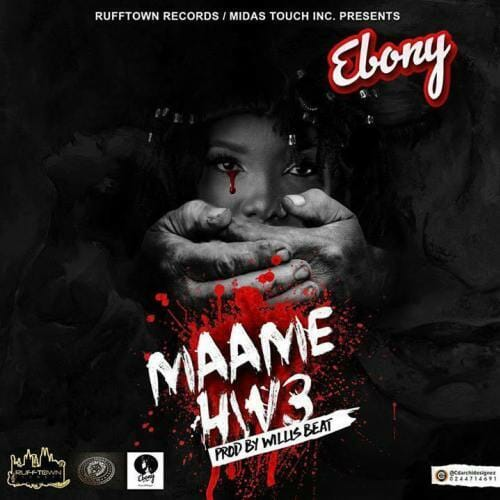 Photo of Ebony – Maame Hw3 (Instrumentals)(Prod. By BodyBeatz)