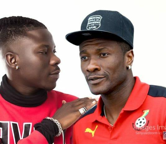 Photo of Stonebwoy Ft. Asamoah-Gyan -Dirty-Enemies(DJ Kenya Edit)