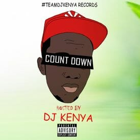Photo of DJ KENYA – COUNTDOWN MIXTAPE