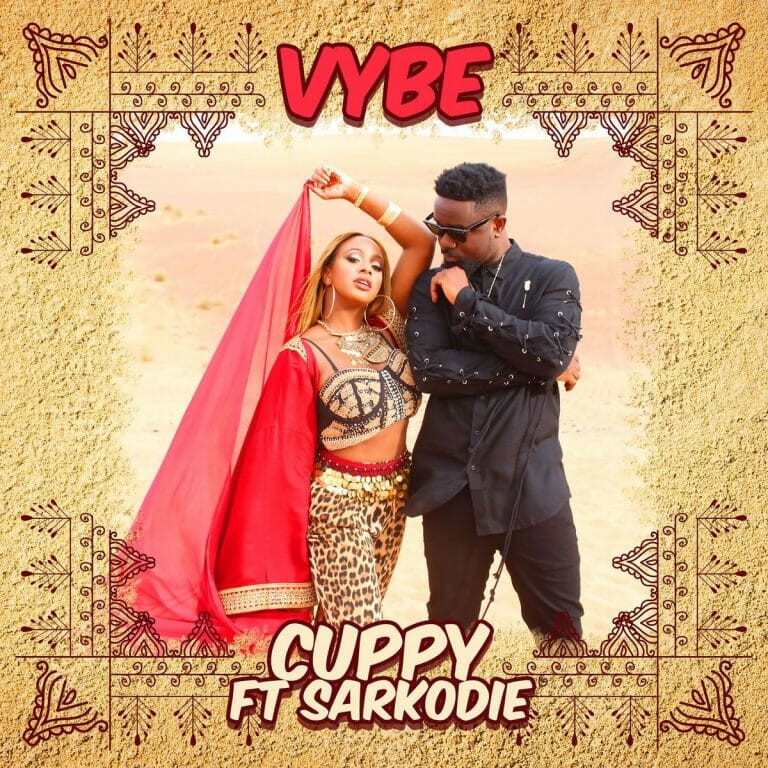 LYRICS: Cuppy – Vybe ft. Sarkodie