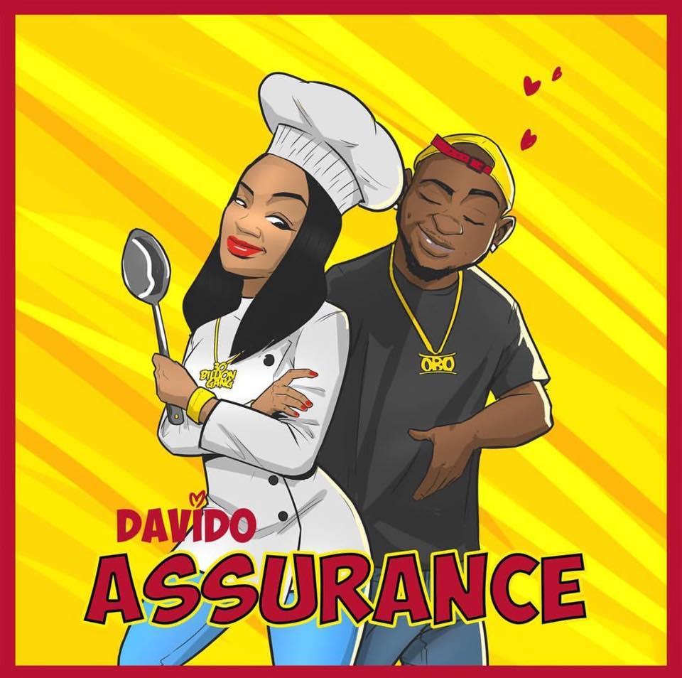 LYRICS: Davido – Assurance