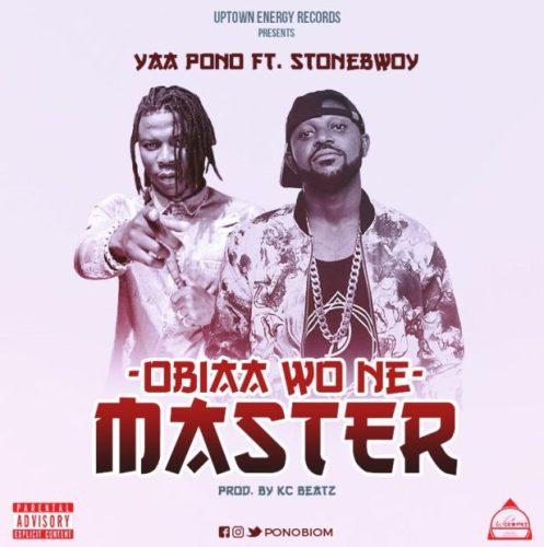 Instrumental: Yaa Pono feat. Stonebwoy – Obia Wone Master