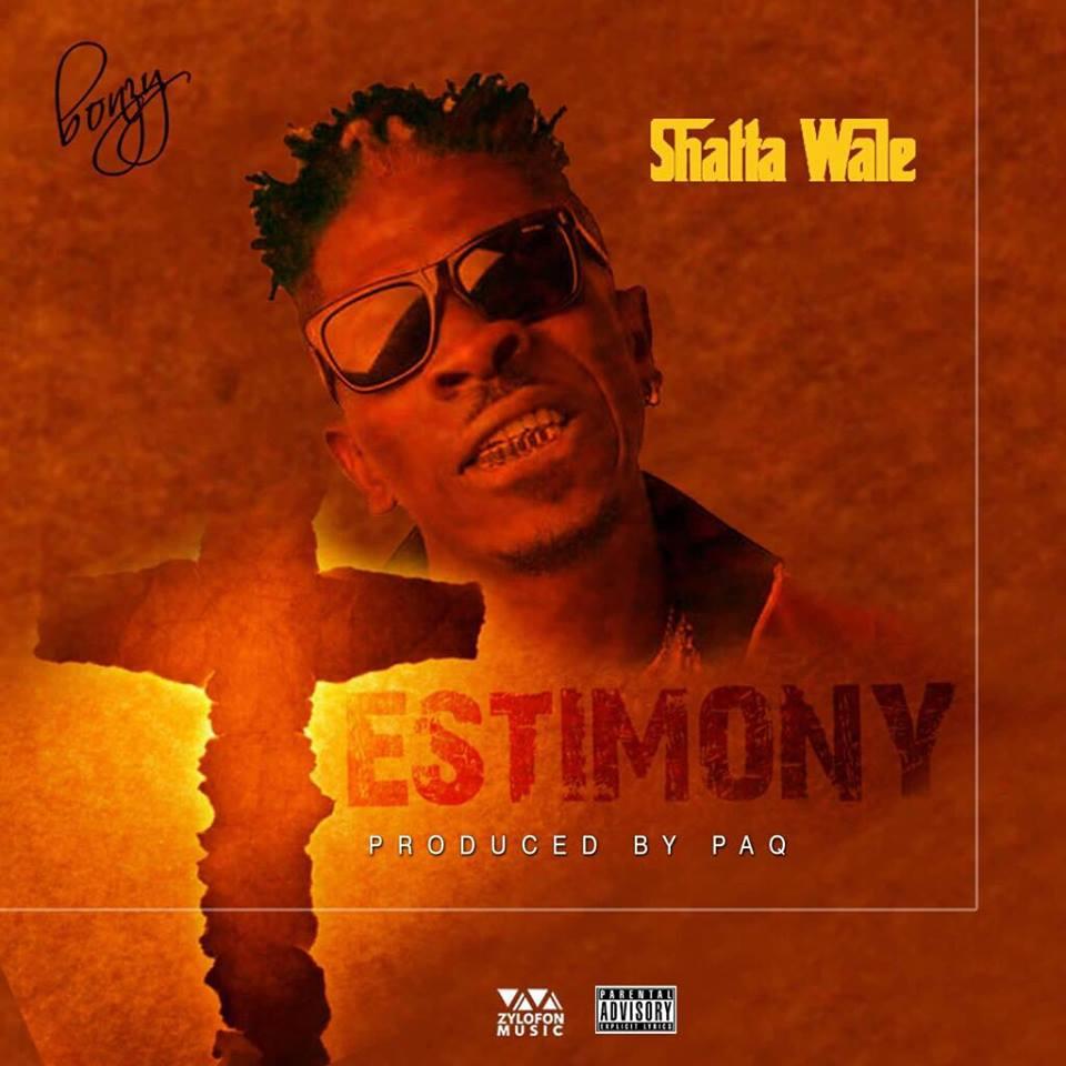 Lyrics: Shatta Wale -Testimony