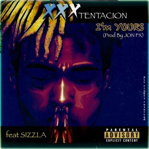 LYRICS: Sizzla – I'm Yours (Remix) ft. MzVee x XXXTentacion