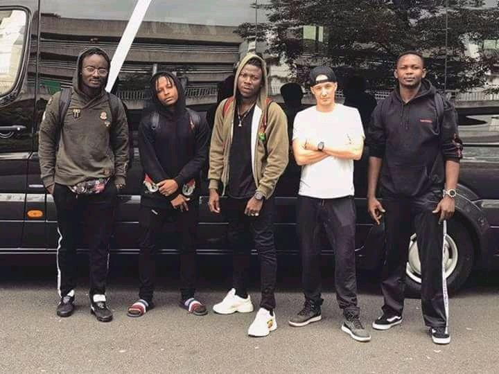 Photo of Stonebwoy 'LITs' up Summer Jam Festival (Watch his performance)