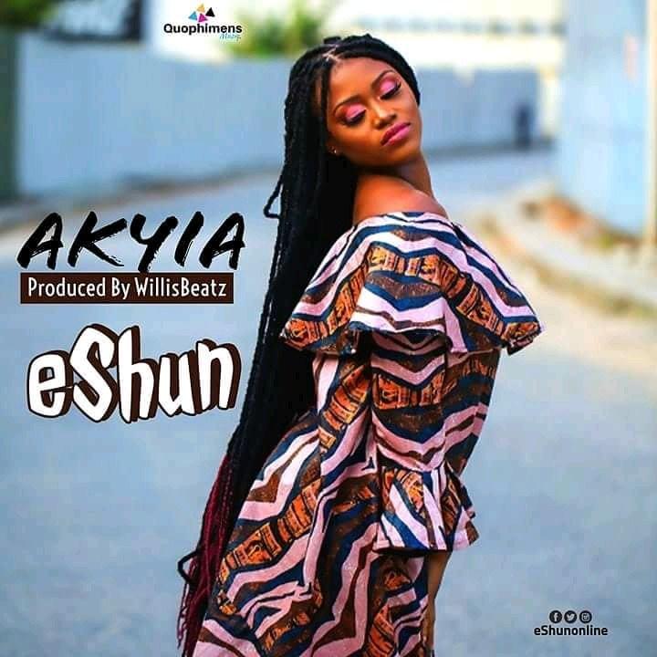 Lyrics: eShun – Akyia