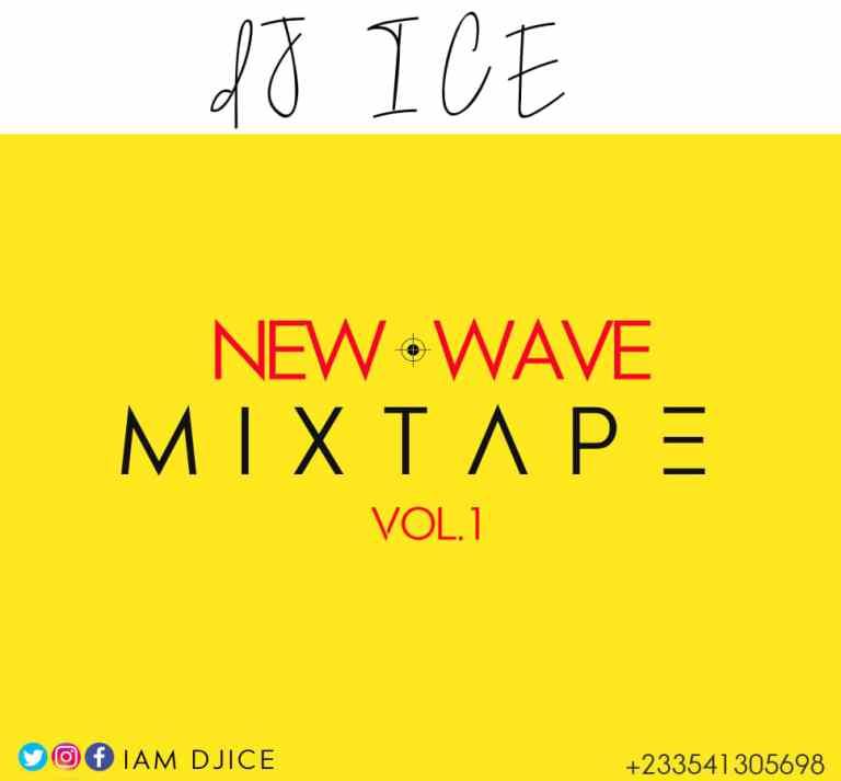 DJ Ice – New Wave (Mixtape Vol. 1)