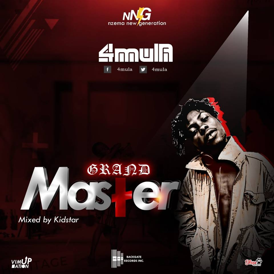 4Mula – Grandmaster (Mixed Kid Star Beatz)