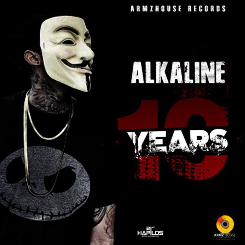 Instrumental: Alkaline – 10 Years (Prod By Armzhouse Records)