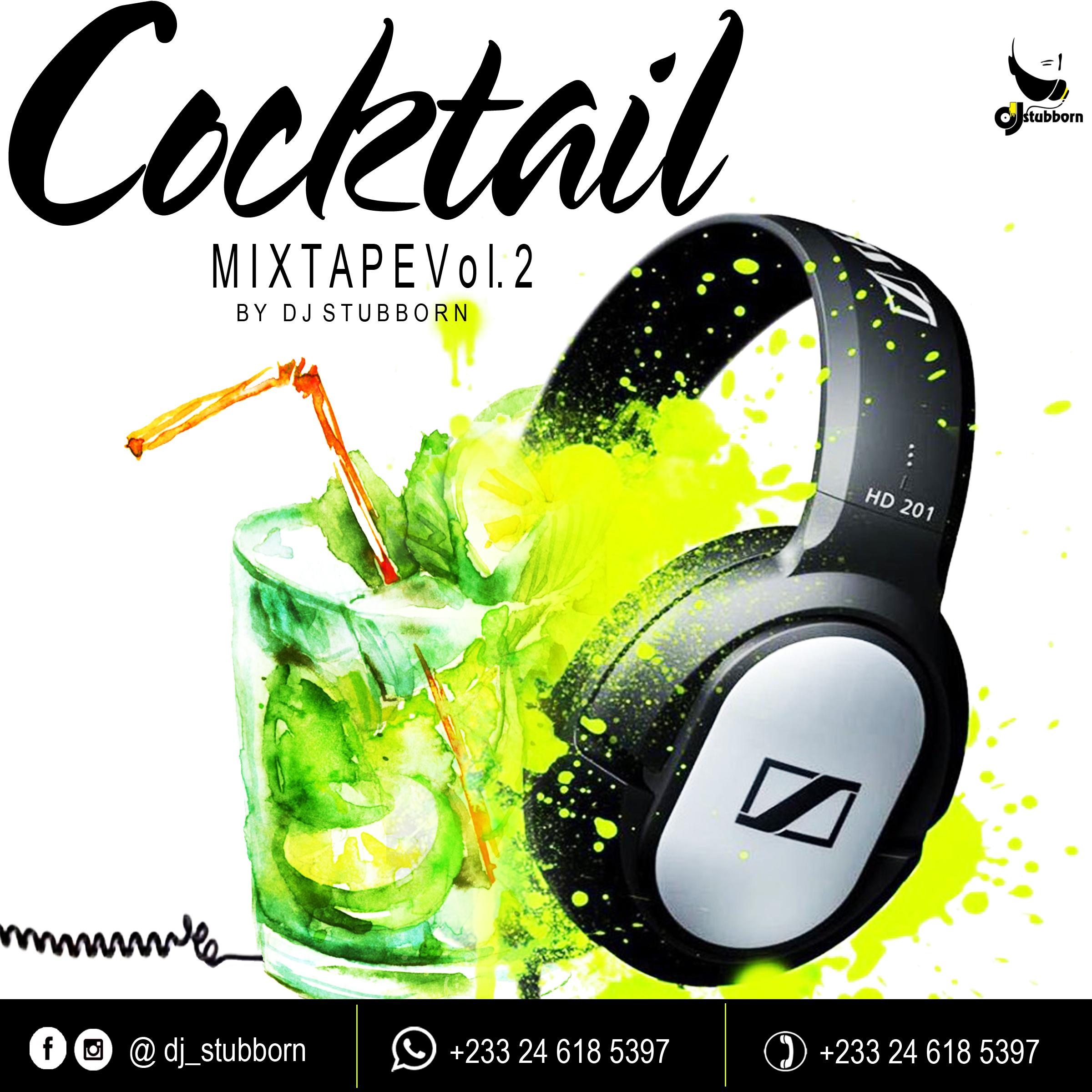 DJ STUBBORN – COCKTAIL MIX Vol.2