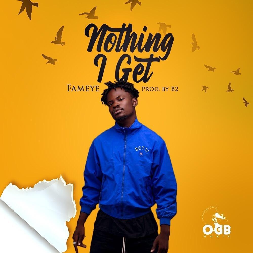 Fameye – Nothing I Get (Sax Version) (Prod Mizter Okyere)