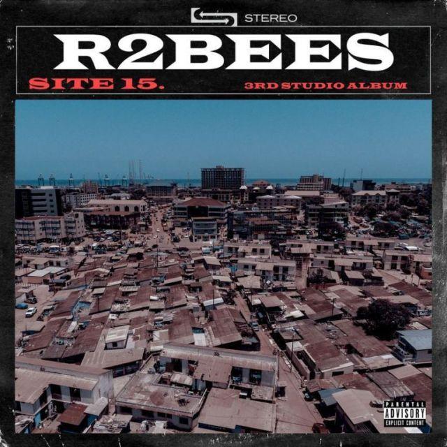 R2Bees – Site 15 (Full Album)