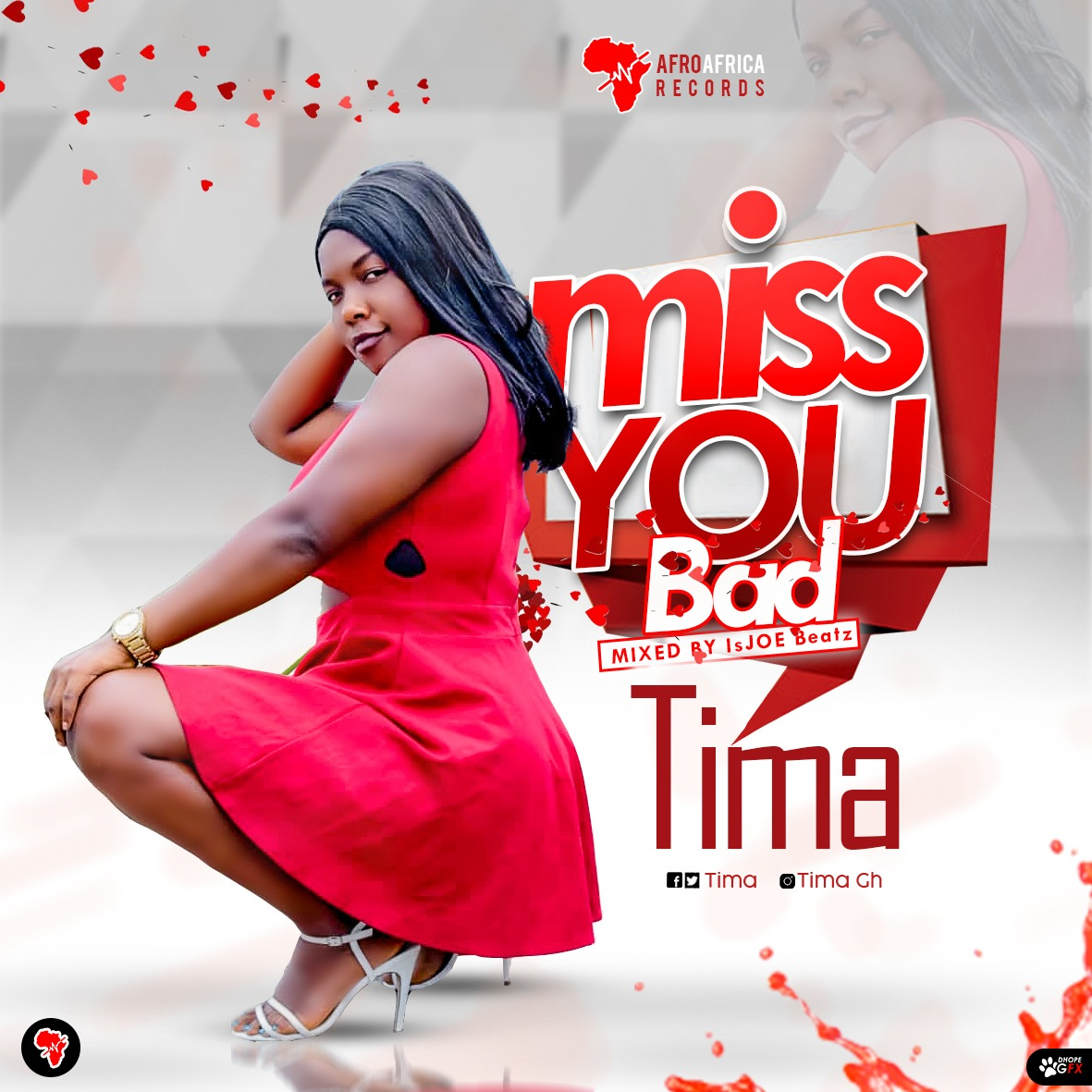 Tima – I Miss U Bad (Mixed IzJoe Beatz)
