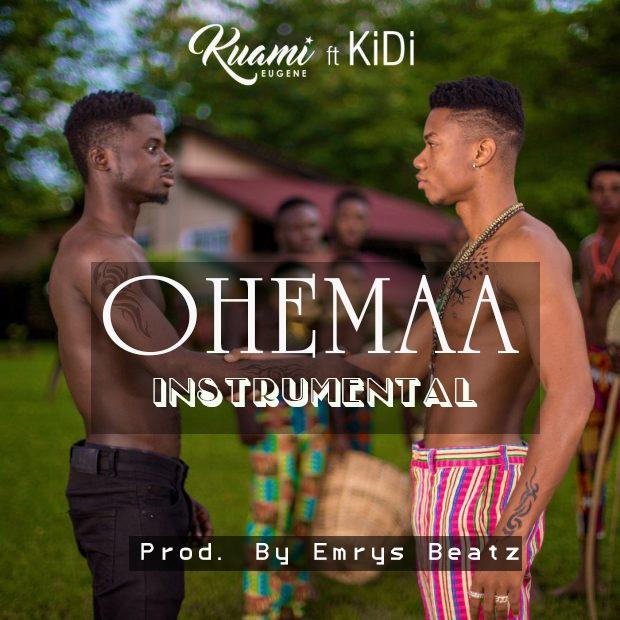 Kuami Eugene – Ohemaa (Instrumental) ft. Kidi (Prod Emrys Beatz)