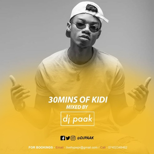 Photo of 30 Mins Of Kidi (Mixed by DJ Paak)