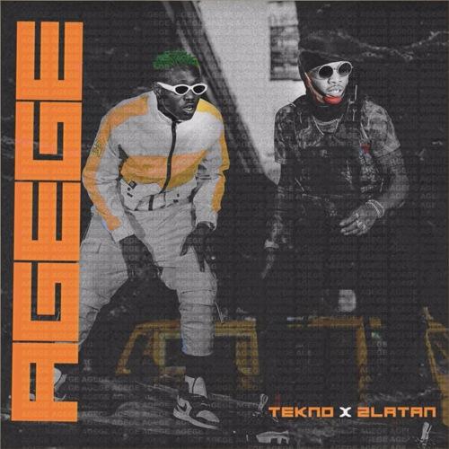 Tekno – Agege ft. Zlatan