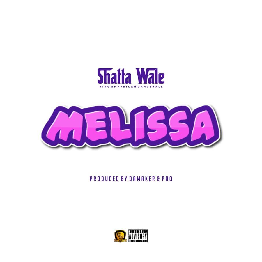 Instrumental: Shatta Wale – Melissa