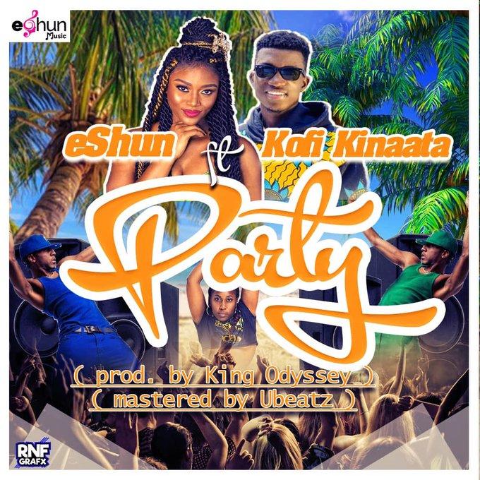 eShun – Party Ft. Kofi Kinaata