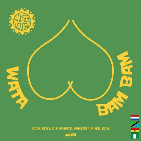 Slim Kofi – Wata Bam Bam ft.  Kidi, Ice Prince, Vanessa Mdee