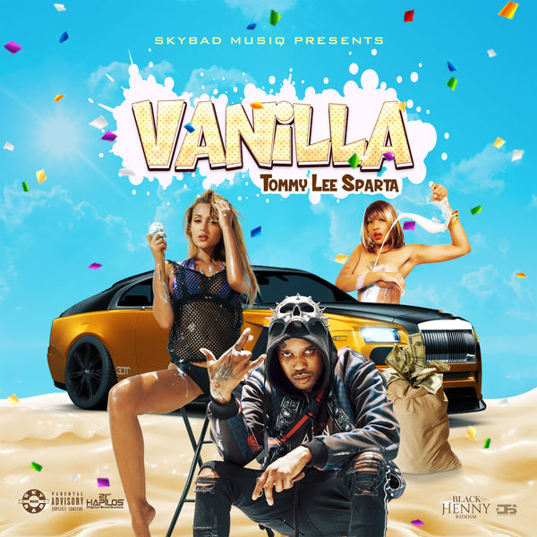 Tommy Lee Sparta — Vanilla (Prod. By Skybad MusiQ)