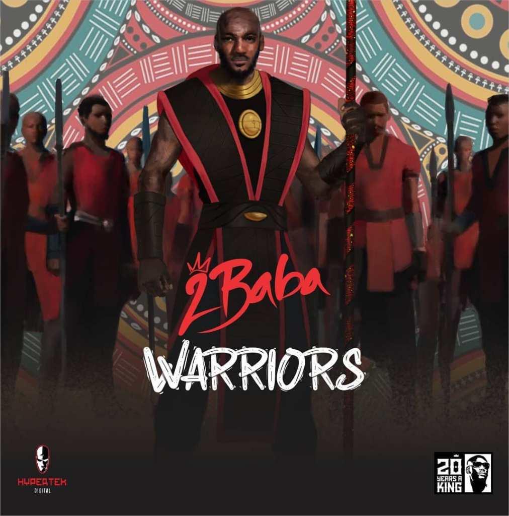 2Baba – Ginger ft. Tiwa Savage