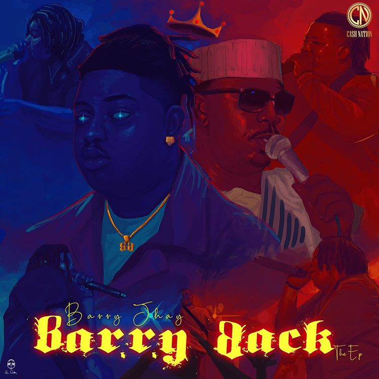 Barry Jhay – Only You ft. Davido (Prod. Fresh)