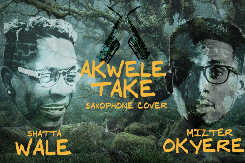 Photo of Shatta Wale – Akwele Take (Sax Version) (Prod. by Mizter Okyere)