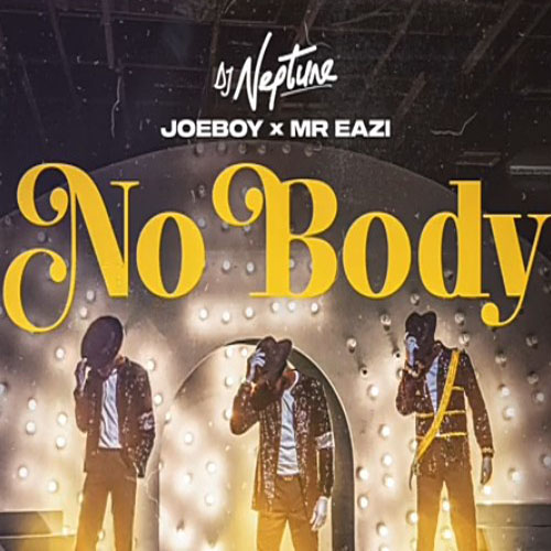Instrumental: DJ Neptune – Nobody ft. Mr Eazi & Joeboy