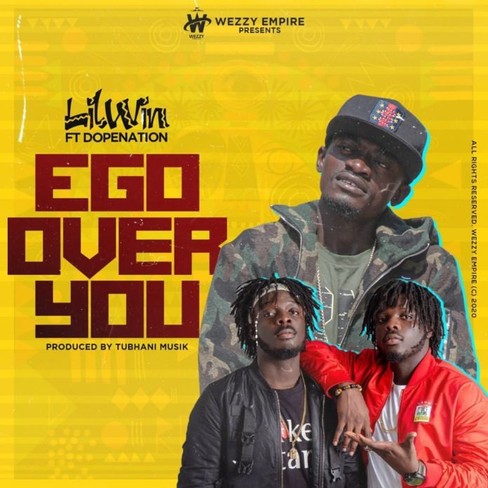Photo of Lil Win – Ego Over You ft. DopeNation (Prod. by Tubhani Musik)