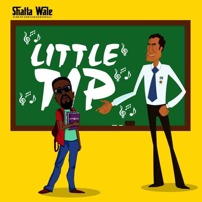 Shatta Wale – Little Tip (Sarkodie Diss) (Prod. Paq)
