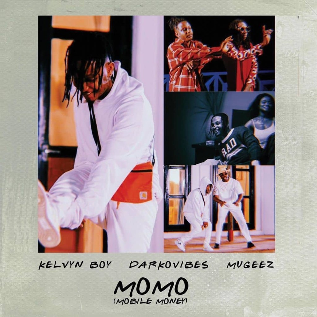 Kelvyn Boy – Momo (Mobile Money) ft. Darkovibes & Mugeez (R2bees)