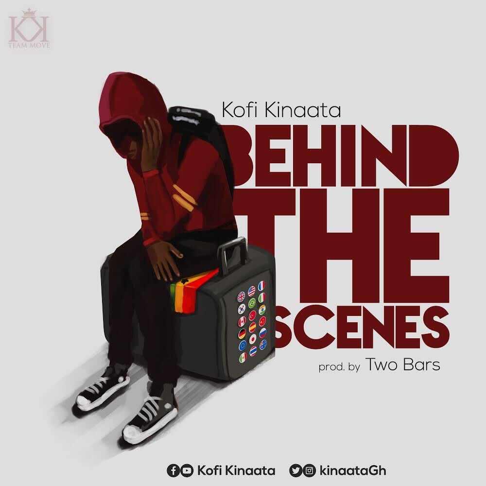 Kofi Kinaata – Behind The Scenes (Prod. Two Bars)