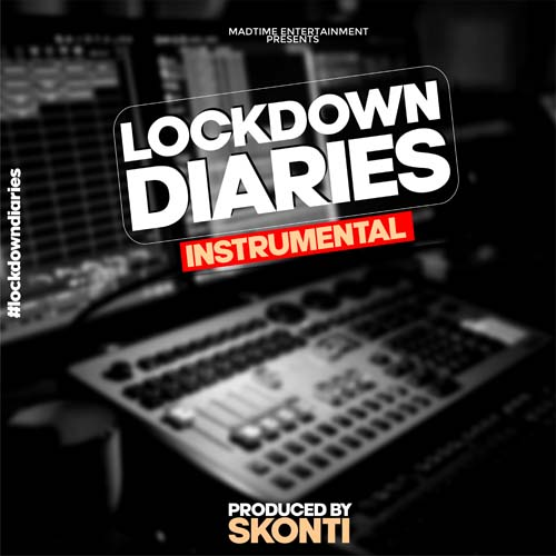 Photo of Free Beat: Lock Down Diaries (Prod. by Skonti)