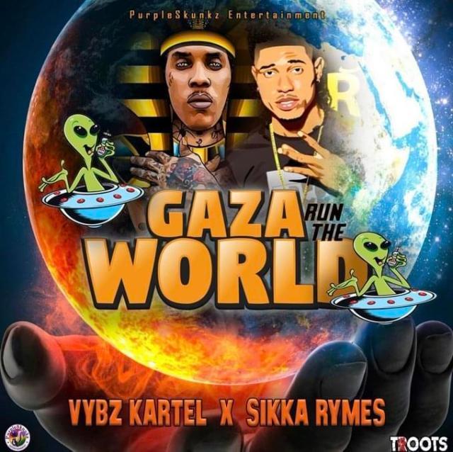 Vybz Kartel – Gaza Run The World ft. Sikka Rymes