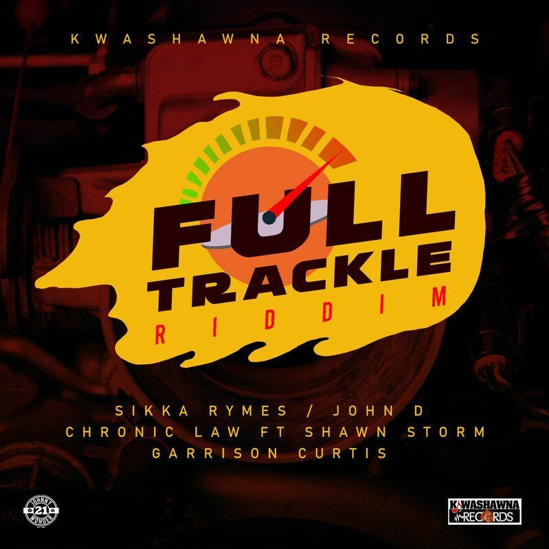 Chronic Law & Shawn Storm – Never Give Up [Full Trackle Riddim]