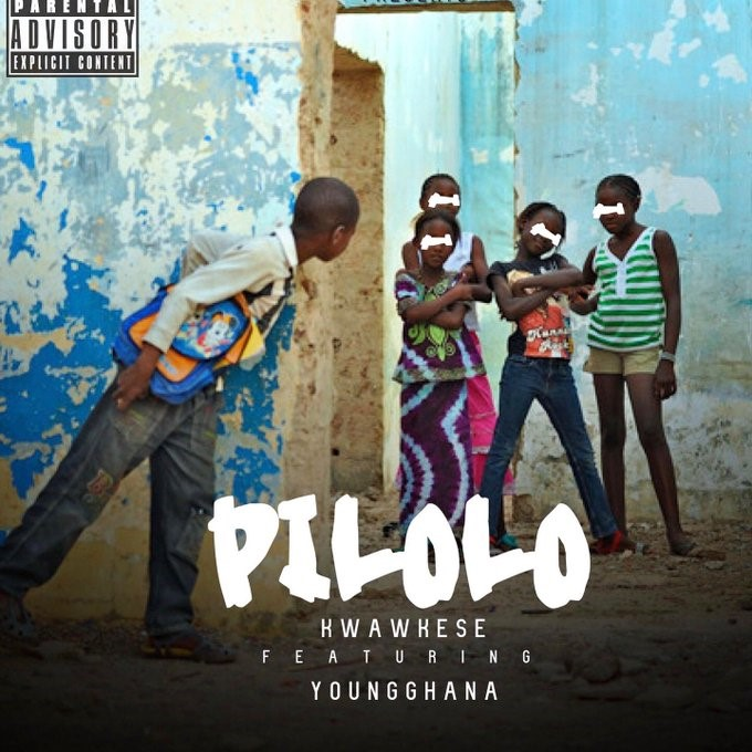 Kwaw Kese — Pilolo ft. Young Ghana
