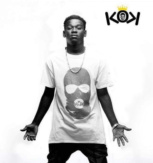 Koo Ntakra – Rap Koti (Freestyle)