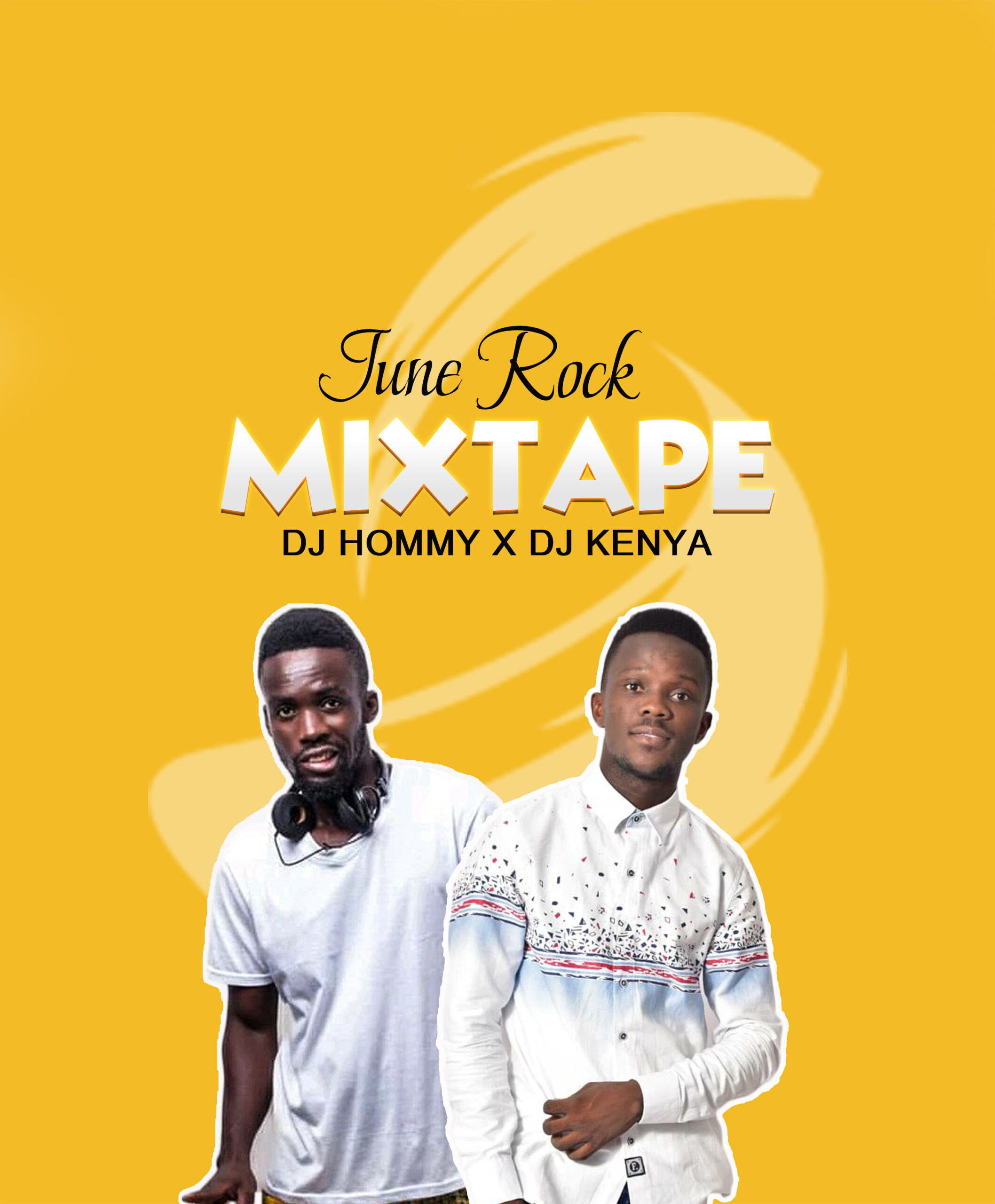 June Rock Mixtape – DJ Hommy x DJ Kenya