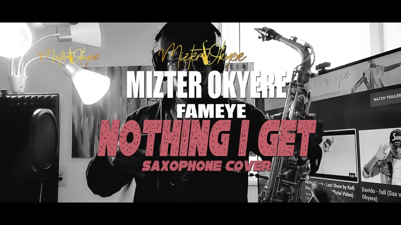 Photo of Fameye – Notin I Get (Remix) (Sax Version) (Prod. by Mizter Okyere)
