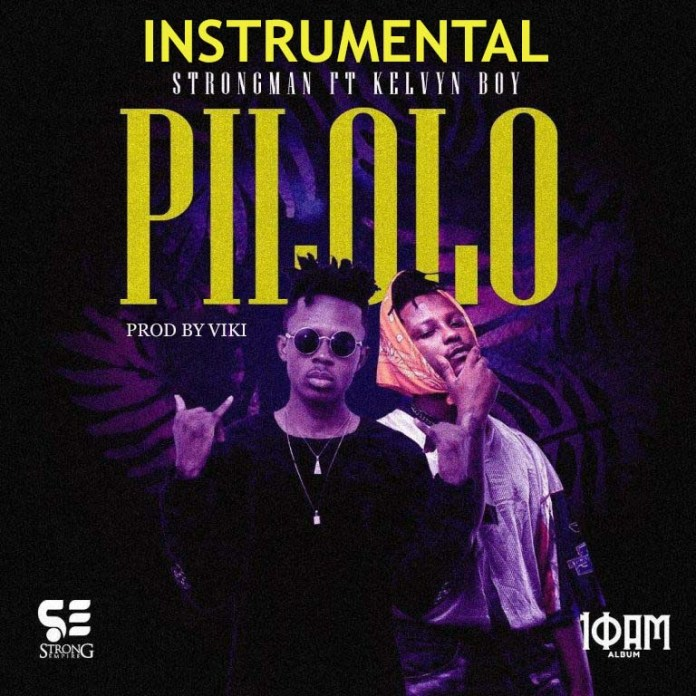 Photo of Strongman – Pilolo (Instrumental) ft. KelvynBoy