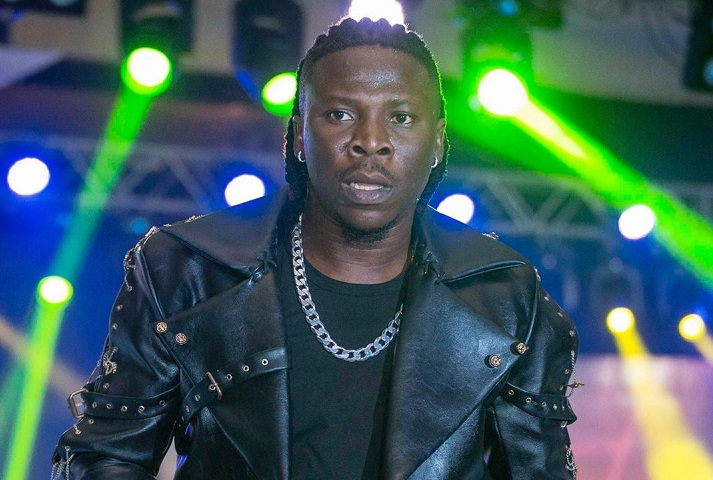 Go easy on me – Stonebwoy reacts to Putuu criticisms