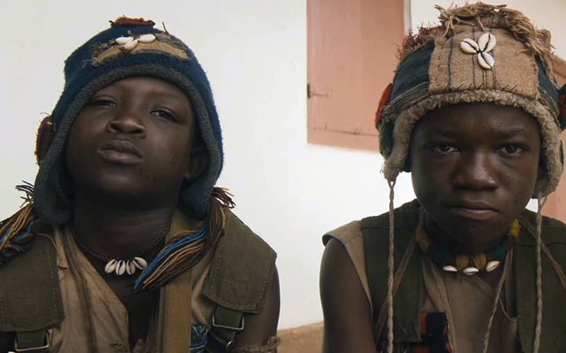 "I started smoking weed before age 14 – ""Beasts of No Nation"" star Strika (WATCH)"