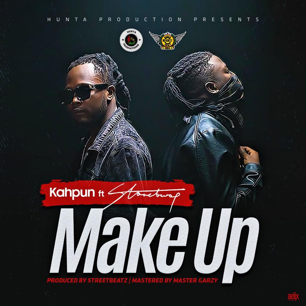 Kahpun – Makeup Ft Stonebwoy (Prod. By Street Beatz)