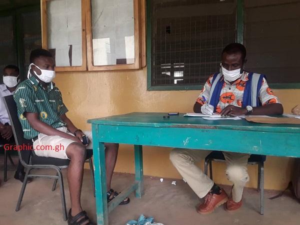 NDC sues EC over 'ungazetted' SHS voter registration centres
