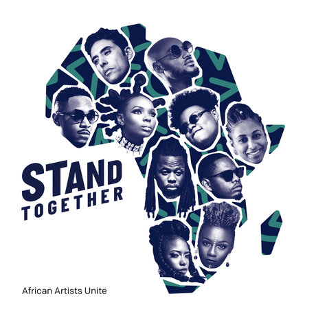 2Baba, Yemi Alade, Teni ,Ahmed Soultan, Amanda Black, Ben Pol & Betty G – Stand Together