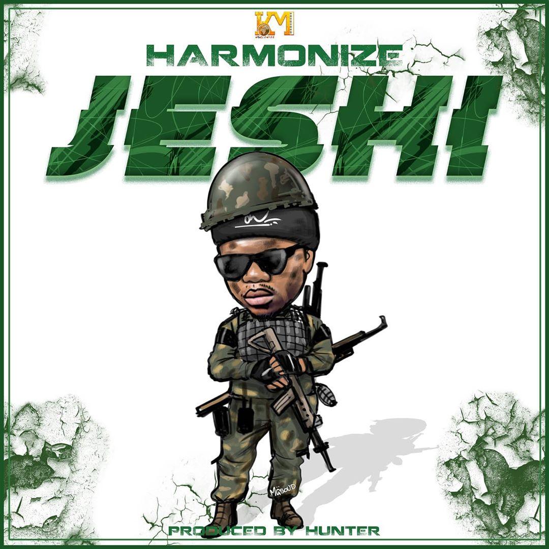 Harmonize – Jeshi (Prod. Hunter)