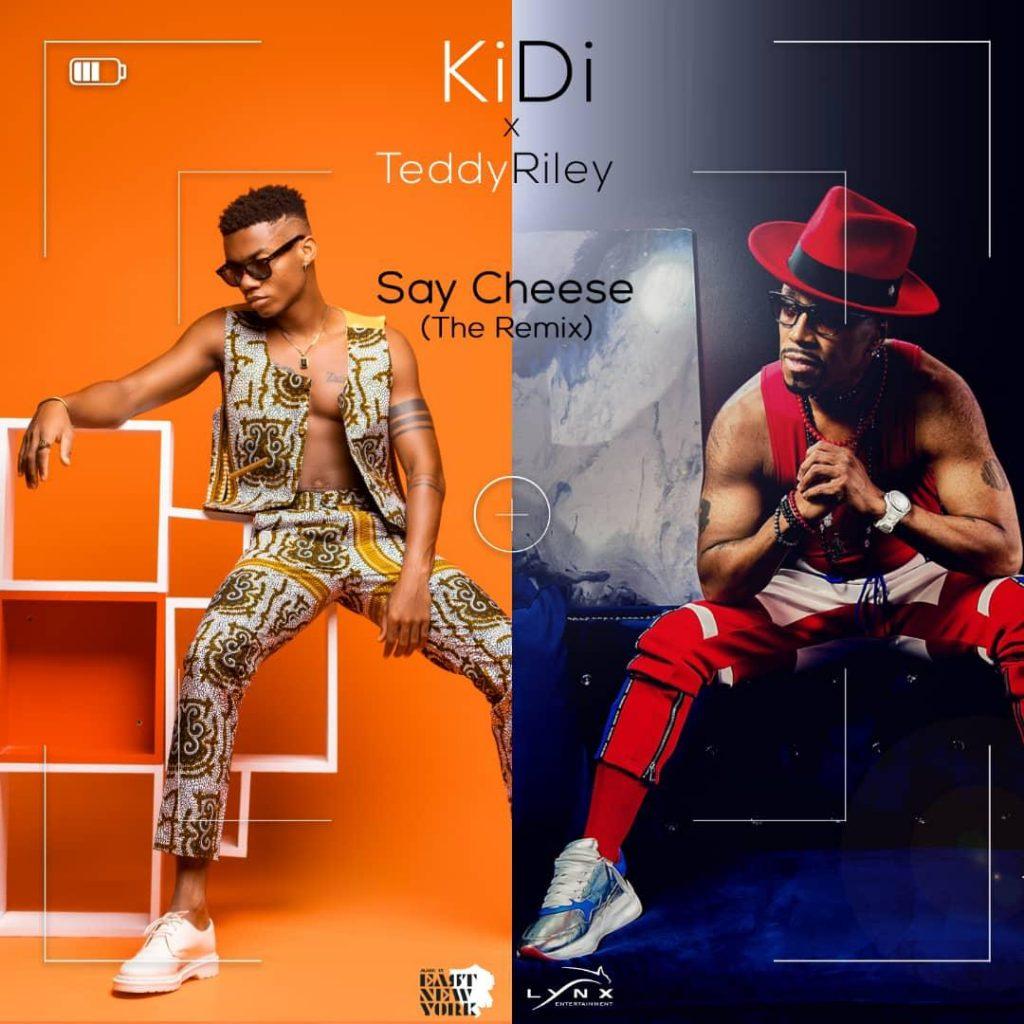 Kidi – Say Cheese (Remix)